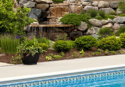 Atlanta Pool Landscaping
