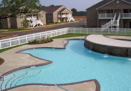 Pool Builders Atlanta - Building Luxury Pools